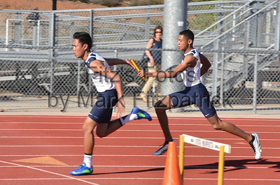 Track vs. Perris and Linfield