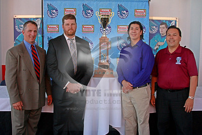 9/10/2012 - Bowhunter Cup III press conference - Blue Cross Arena, Rochester, NY