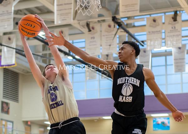 Broughton basketball vs Northern Nash. November 13, 2019. D4S_9065
