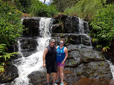 Honeymoon in Kauai - July 2017