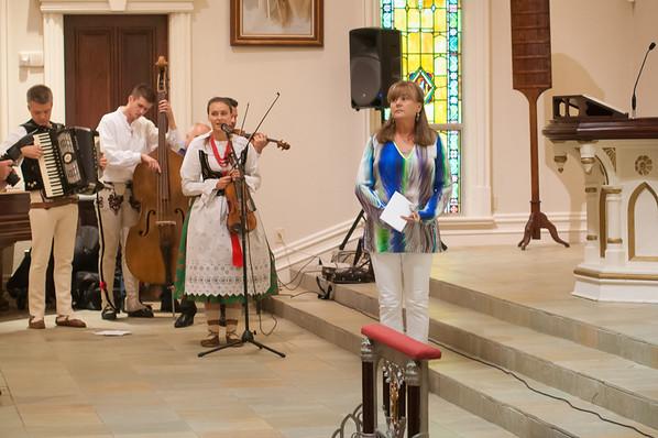 Tekla Klebetnica At Our Lady Of Czestochowa Church