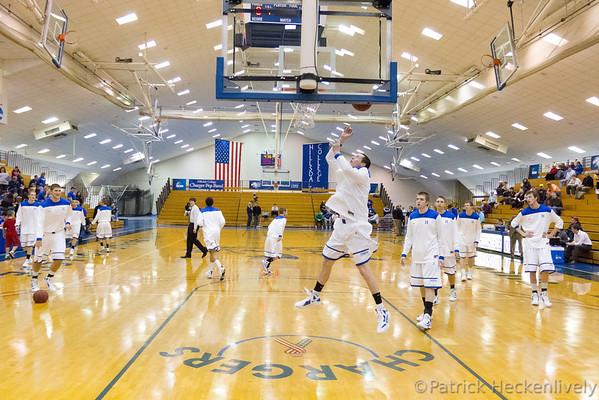 2011-12-10 Hillsdale College Men's Basketball vs. Lake Superior State