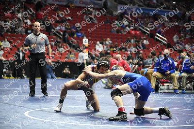State Wrestling 2A: quarterfinals