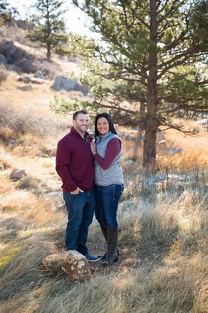 Lenaya & Aaron Engagement