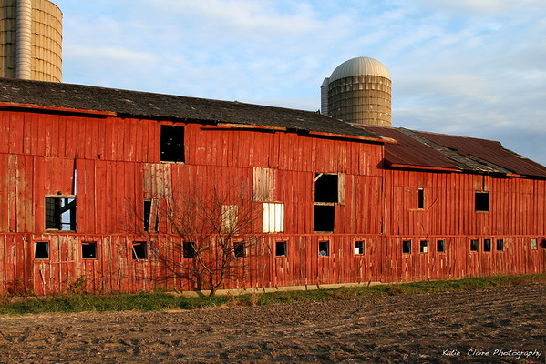 From Barns to Sunsets And Everything In Between