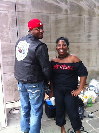 ALL FLAVORZ 2nd Annual Feed The Homeless  B'Ham
