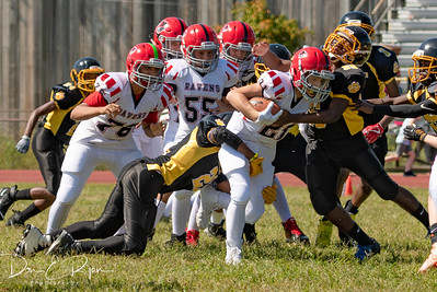 Game 1 vs Bordentown Bulldogs