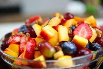Stone Fruit Summer Salad
