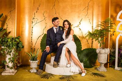 Taylor & Delaney Wedding Photobooth