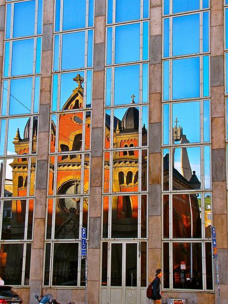 Stockholm Reflection