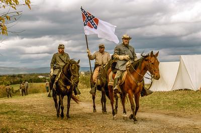 Civil War Reenactments:  Cedar Creek