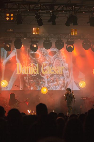 Daniel Caesar | © Daniel Keen Video // danielkeenvideo.com