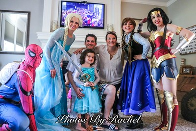Kit's End of Chemo Party