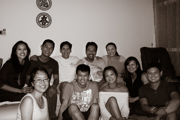 Ex-swimmers Gathering in KL