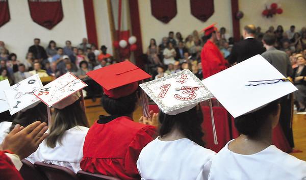 Mount Greylock 2013 Graduation-060813