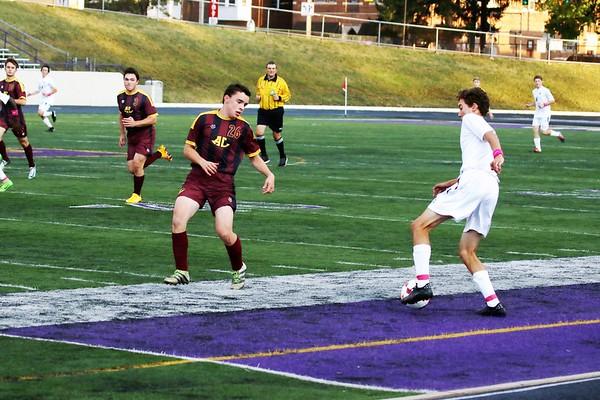 Avon Lake V Lakewood Boys Soccer/6/17