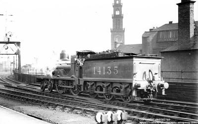 H. Smellie G&SWR 119 Class 4-4-0