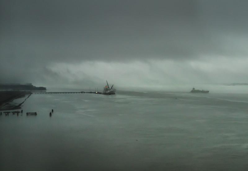 Mist Ships