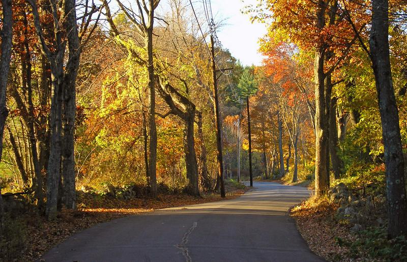 Tuttle Lane  -  Stow, Massachusetts