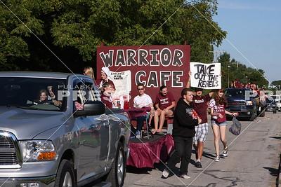 2014 Winamac Homecoming Parade