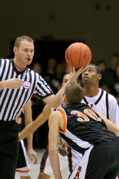 2009. January 6 Varsity vs. Rockford