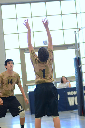 Oswego East Fresh boys volleyball (volley for the troop) 2012