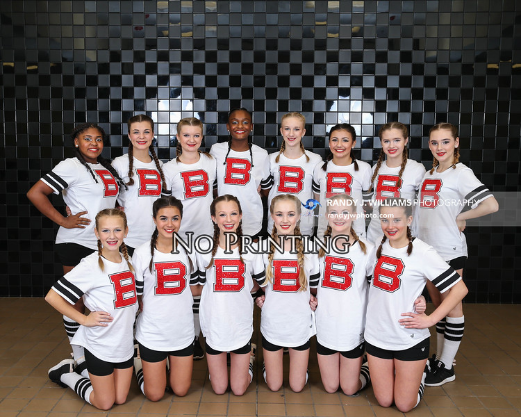 JH and JV Cheer and Dance State Comp