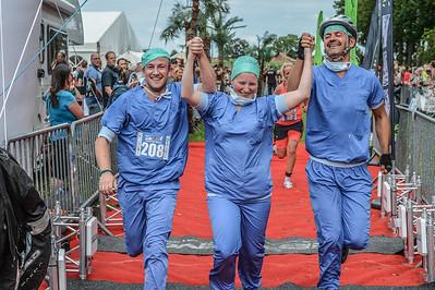 Sterke Peer triatlon 2013 - Trio triatlon