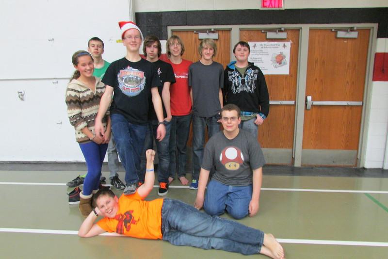Ultimate Frisbee Team B