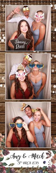 Amy & Mitch Photostrips