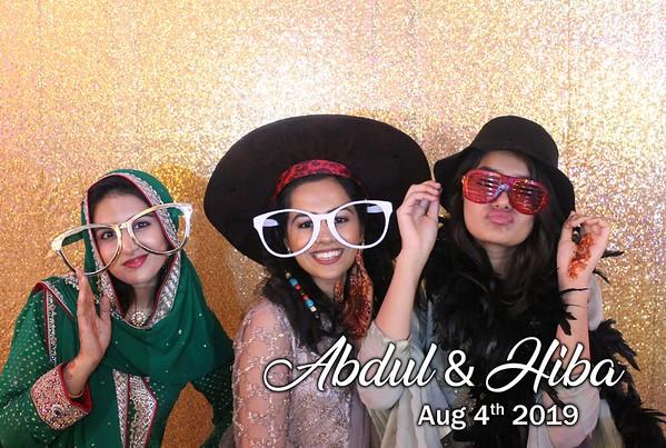 Abdul & Hiba - Customized