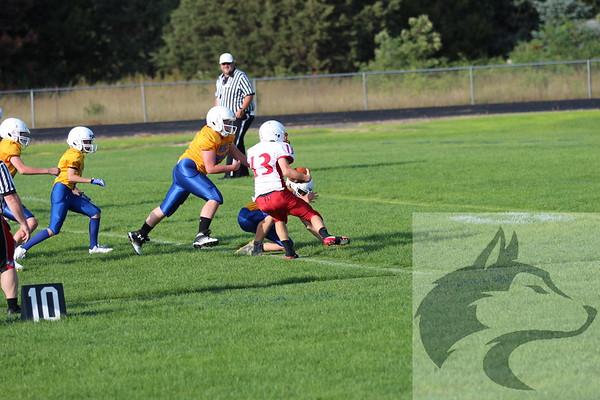 9/10/18 JH Football