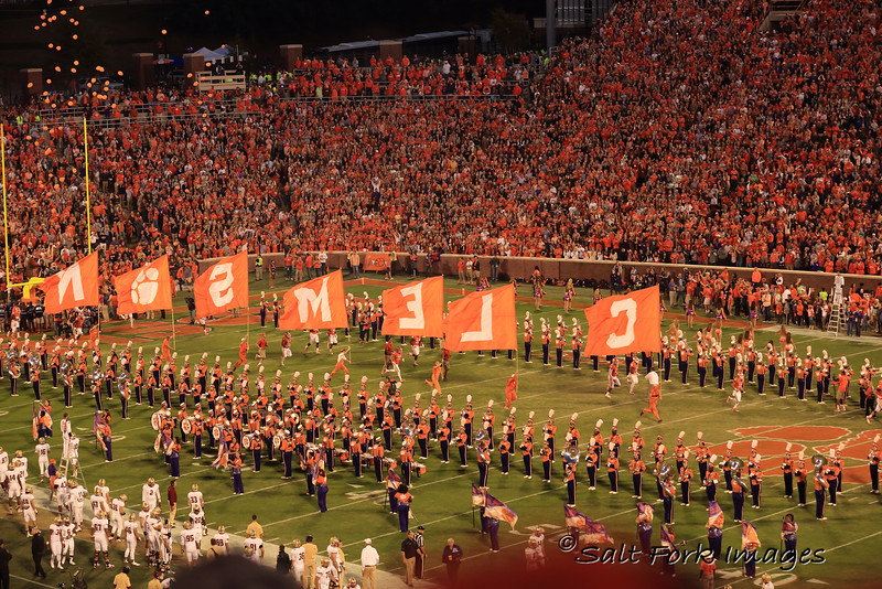 12345678 T-I-G-E-rrrrrrR-S  Fight, Tigers, Fight, Tigers.   Fight!  Fight!  Fight!  Wooooo!