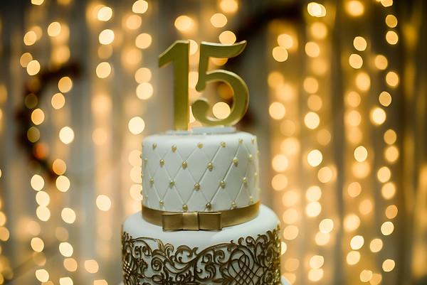 Pietra 15 anos - Festa de Debutante