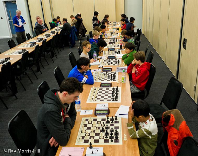 3rd English Junior Rapidplay Tournament