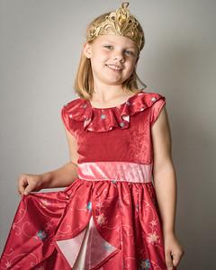 Princess Brynn Is Six Years Old