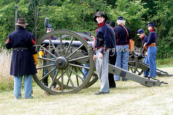Seneca Civil War Event 2017