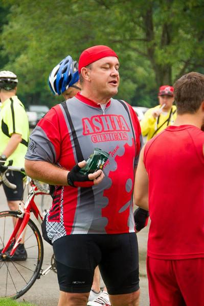 2013 Cyclists