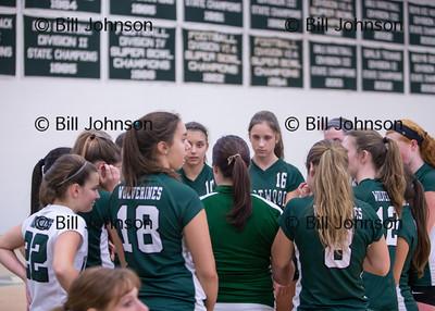 JV Volleyball Randolph v Westwood 9_16_13