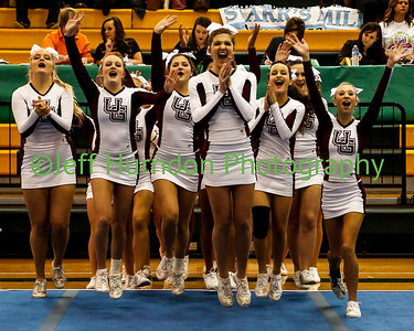 UGHS COMP Cheer 10-18-14