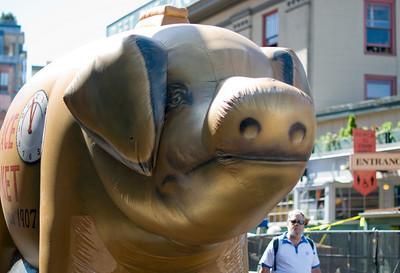 Pike Place Street Festival, WA