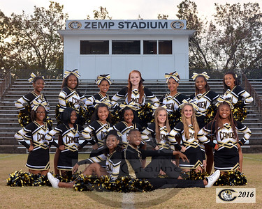 2016 11 11 CHS Cheer Fall