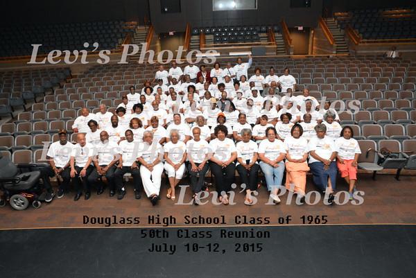 OKC Douglass Class of 1965 50 Year Reunion