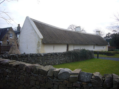 Robert Burns's Cottage and Monument, Alloway