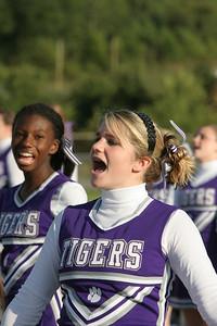 Darlington JV cheerleaders 2006