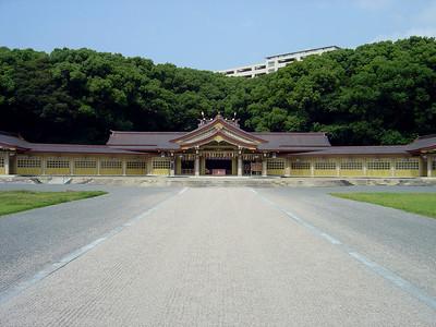 Okinawa and Fukuoka - June 2004