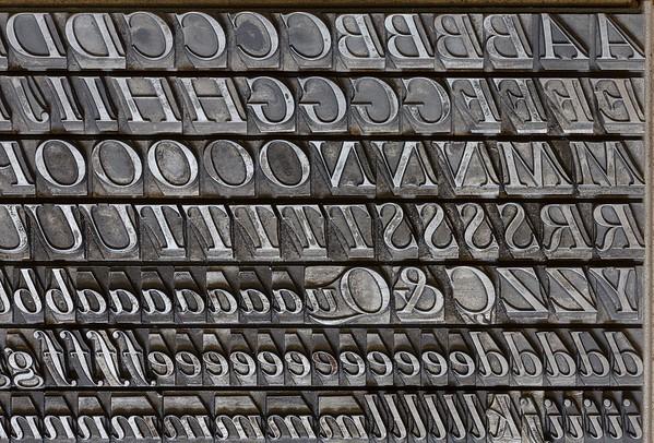 Transitional Typefaces - Caratteri transizionali