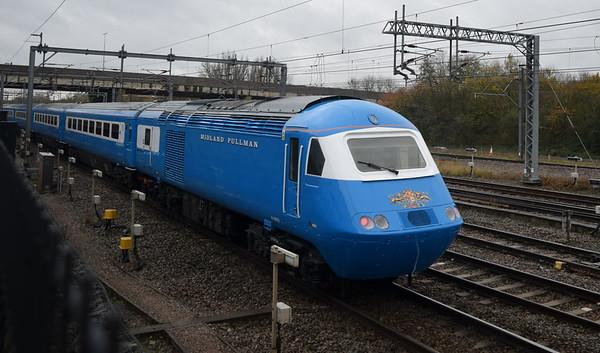 UK Rail November 2020