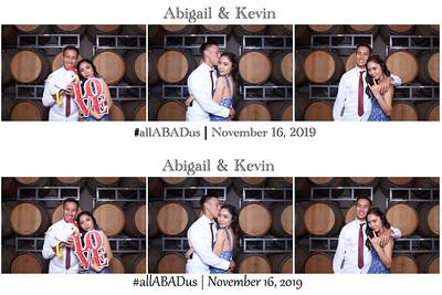 Abigail & Kevin