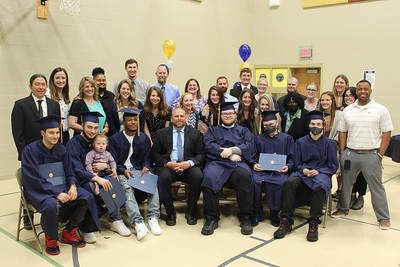 2021 Yankee Hill graduation